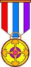 军队徽章0271,军队徽章,军事科学,