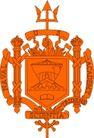 军队徽章0278,军队徽章,军事科学,