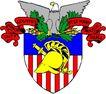 军队徽章0279,军队徽章,军事科学,