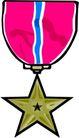 军队徽章0309,军队徽章,军事科学,