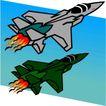 军队战机0455,军队战机,军事科学,