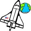 宇宙太空0341,宇宙太空,军事科学,