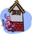 卡通建筑0089,卡通建筑,名胜地理,