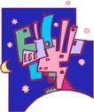 卡通建筑0145,卡通建筑,名胜地理,