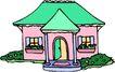 卡通建筑0461,卡通建筑,名胜地理,