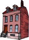 卡通建筑0499,卡通建筑,名胜地理,