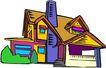 卡通建筑0571,卡通建筑,名胜地理,
