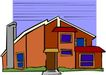 卡通建筑0580,卡通建筑,名胜地理,