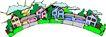 卡通建筑0591,卡通建筑,名胜地理,