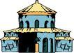 卡通建筑0618,卡通建筑,名胜地理,