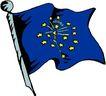 各种旗帜1104,各种旗帜,名胜地理,
