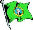 各种旗帜1134,各种旗帜,名胜地理,