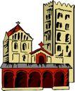 宗教建筑0270,宗教建筑,宗教习俗,