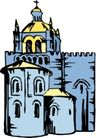 宗教建筑0271,宗教建筑,宗教习俗,