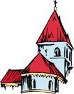 宗教建筑0275,宗教建筑,宗教习俗,