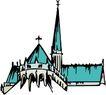 宗教建筑0280,宗教建筑,宗教习俗,