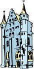 宗教建筑0281,宗教建筑,宗教习俗,