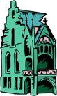 宗教建筑0284,宗教建筑,宗教习俗,