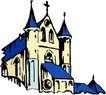 宗教建筑0287,宗教建筑,宗教习俗,