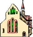 宗教建筑0291,宗教建筑,宗教习俗,
