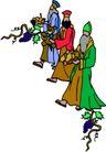 现代宗教0128,现代宗教,宗教习俗,