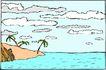 海边风景0069,海边风景,建筑风景,