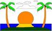 海边风景0074,海边风景,建筑风景,