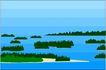 海边风景0086,海边风景,建筑风景,