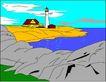 海边风景0093,海边风景,建筑风景,