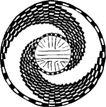 圆形形图案0144,圆形形图案,微章图案,