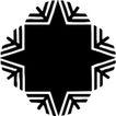 圆形形图案0165,圆形形图案,微章图案,