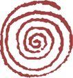 圆形形图案0296,圆形形图案,微章图案,