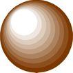 圆形形图案0297,圆形形图案,微章图案,
