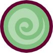 圆形形图案0330,圆形形图案,微章图案,