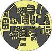 圆形形图案0333,圆形形图案,微章图案,