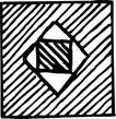 方形花纹0411,方形花纹,微章图案,