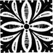 方形花纹0412,方形花纹,微章图案,
