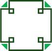 方形花纹0417,方形花纹,微章图案,
