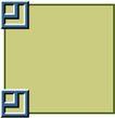 方形花纹0422,方形花纹,微章图案,