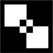 方形花纹0424,方形花纹,微章图案,