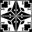 方形花纹0429,方形花纹,微章图案,