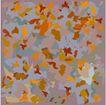 方形花纹0457,方形花纹,微章图案,
