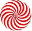 曲线花纹0211,曲线花纹,微章图案,