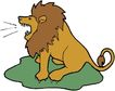 动物拟人化卡通0004,动物拟人化卡通,拟人卡通,野兽 凶猛动物