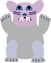 动物拟人化卡通0010,动物拟人化卡通,拟人卡通,小老刀