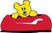 动物拟人化卡通0038,动物拟人化卡通,拟人卡通,拟人化玩具