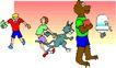 动物拟人化卡通0052,动物拟人化卡通,拟人卡通,动物乐园