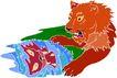 动物拟人化卡通0157,动物拟人化卡通,拟人卡通,