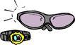 眼镜0036,眼镜,服装饰物,