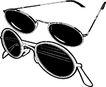 眼镜0046,眼镜,服装饰物,